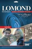 Бумага Lomond Premium Photo Satin ф. А3 270 г/м2,1-стор. матовая, фотобумага 20л.